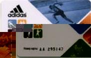 Дисконтная карта Адидас / Adidas