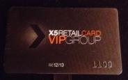 Дисконтная карта X5 Retail Group (Перекресток, Пятерочка, Карусель,